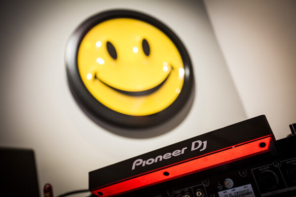 GAK presents: Pioneer DJ Secret Sessions
