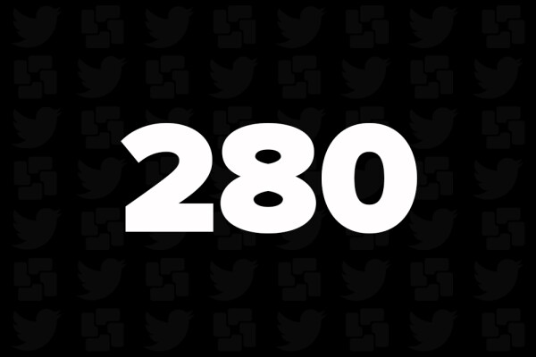 What can you achieve with 280 characters?