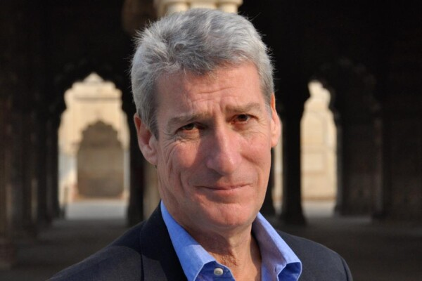 Website Launch: Jeremy Paxman