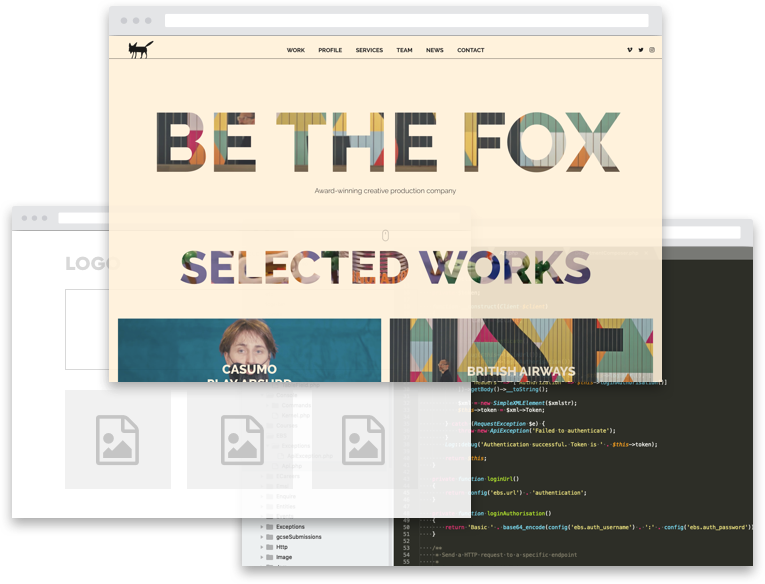 Preview of our work on Be the Fox